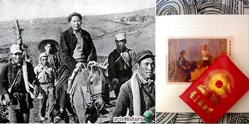 El triunfo de Mao cambia el aislamiento por esperanzas truncadas. 1950