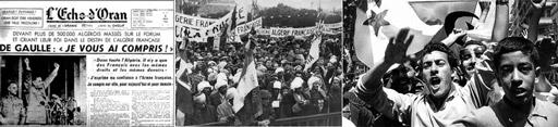 """El """"contagio"""" argelino. En 1954, casi por contagio, Francia necesitaba dedicar su esfuerzo a contener las aspiraciones argelinas."""