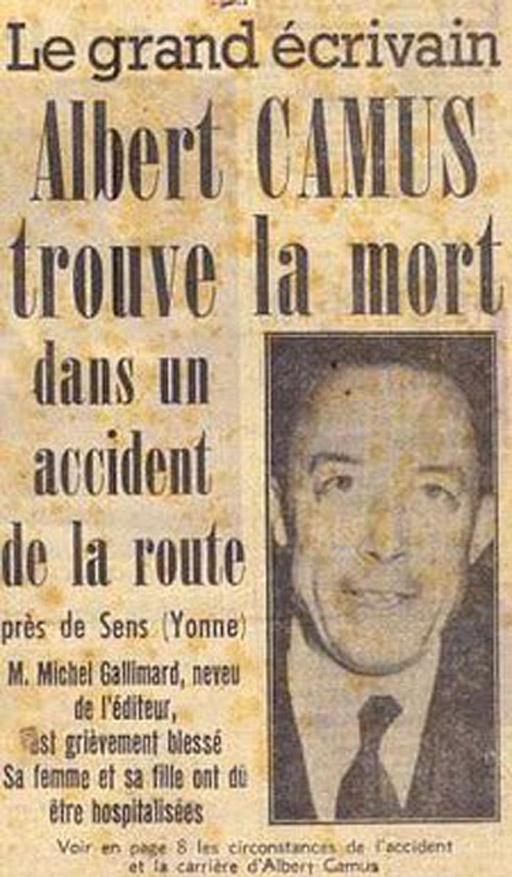 Albert Camus afirmaba: «La responsabilidad para con la historia le exime a uno de la responsabilidad hacia los seres humanos