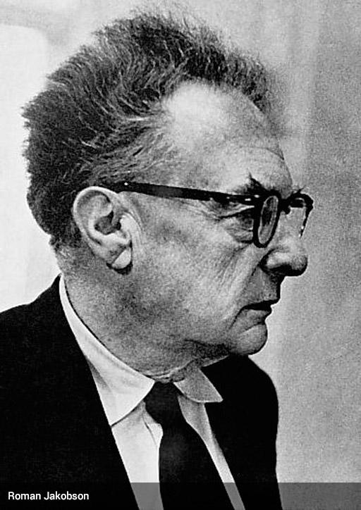 Jakobson combate el automatismo en su artículo El metalenguaje 1956 para vindicar la elección del sujeto en el código.
